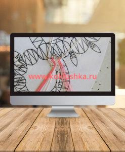 """Видео к сувениру """"Восьмёрка"""""""