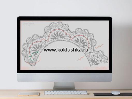 Видео к сколку воротника Варенька